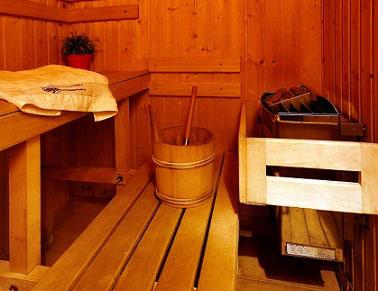 Horkovzdušná sauna